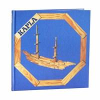 Kapla   Voorbeeldboek   Gevorderde bouwers (blauw)