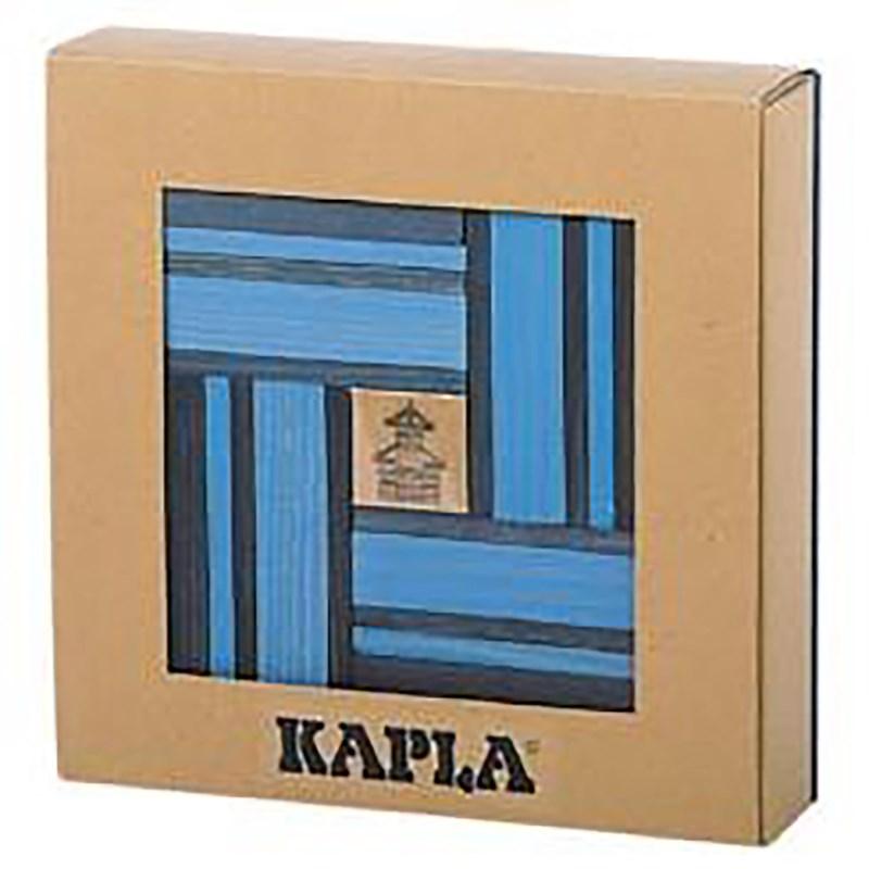 Kapla | Aanvulset blauw | 40 plankjes