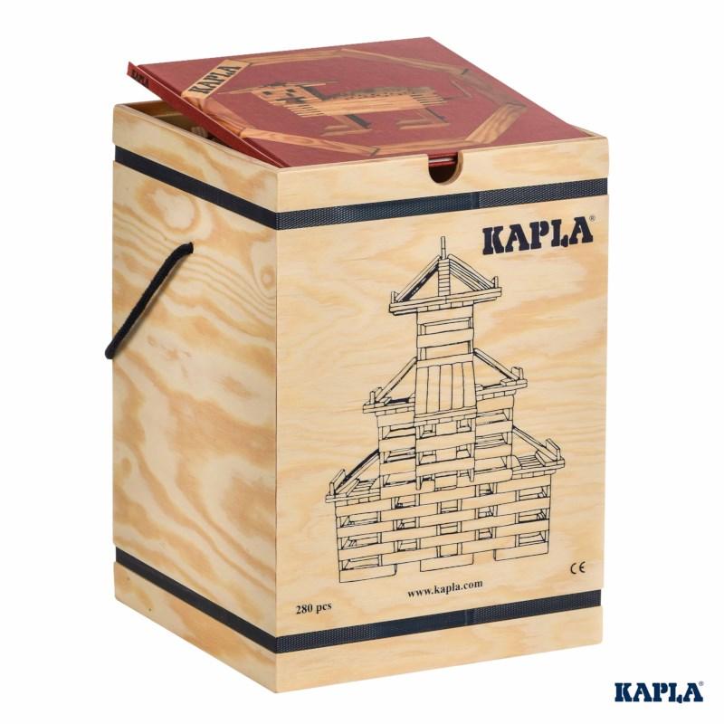 Kapla | Set klein | 280 plankjes