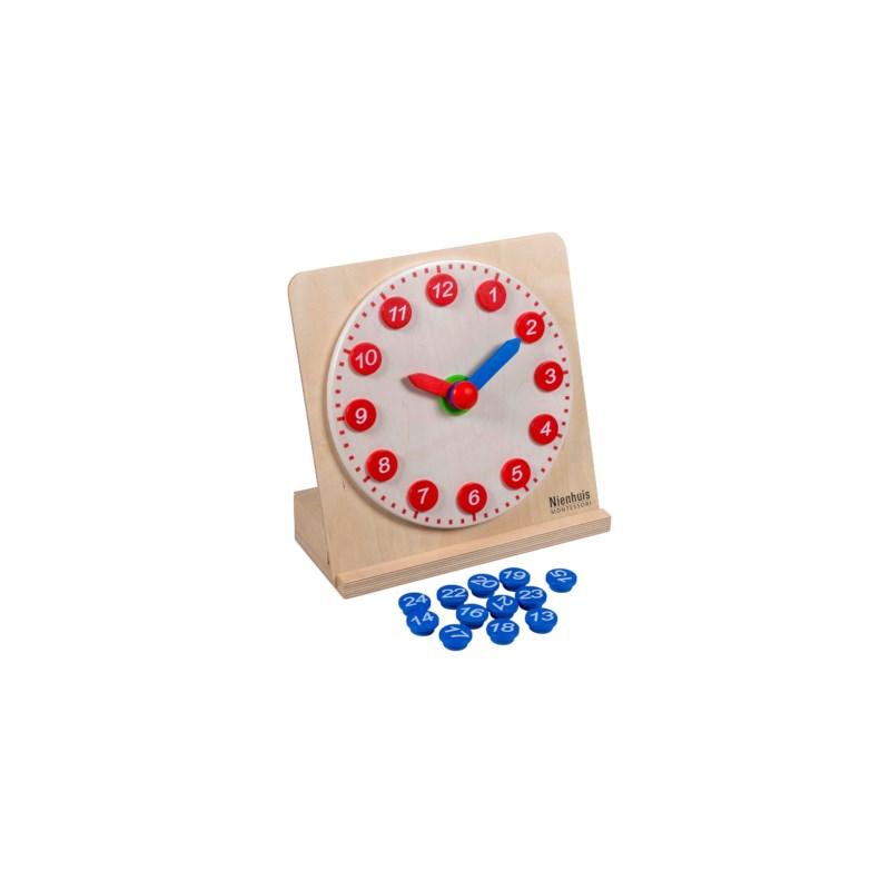 Klok | Uitneembare cijfers | Jegro