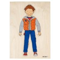 Aankleedpuzzels | Jongen | Educo