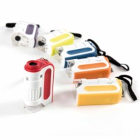 Microscoop mini | Set à 6 stuks