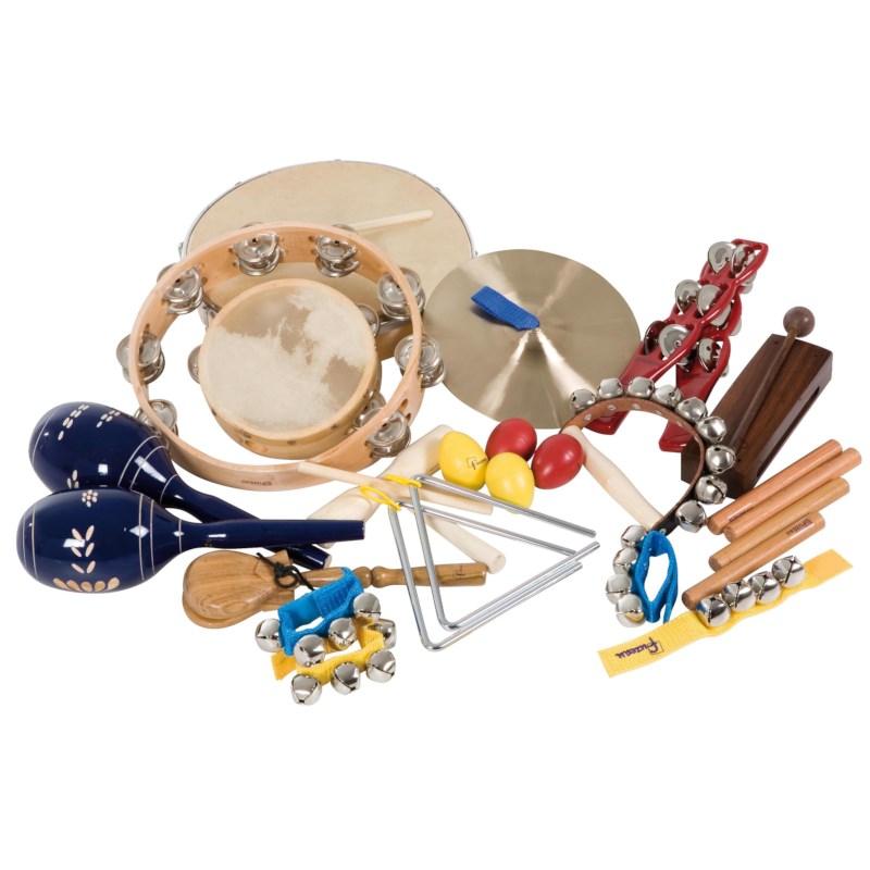 Muziek instrumenten set