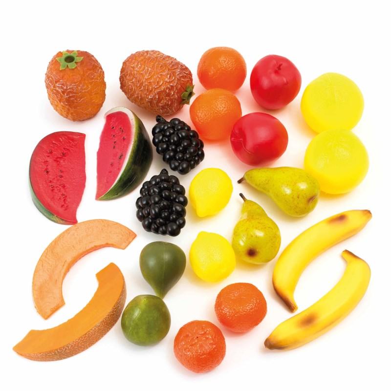 Fruitsets | Groot | 24 delig | Educo