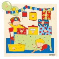 Surprise inlegpuzzels | Verjaardagsfeest | Educo