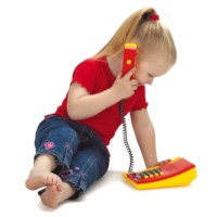 Telefoon kunststof