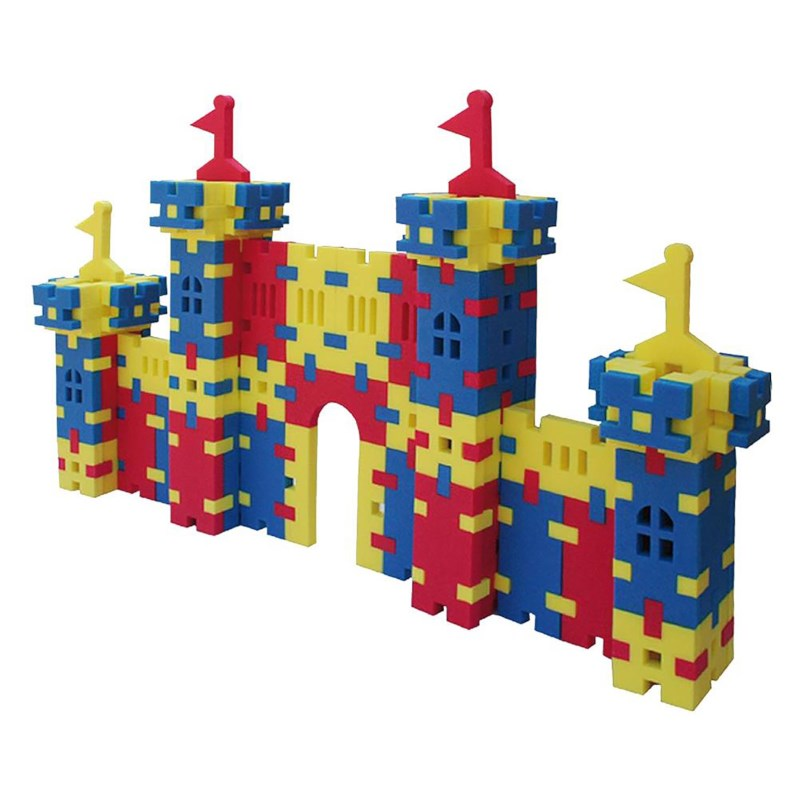 Kasteel bouwblokken