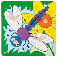 Knoppuzzel | Libelle | Educo