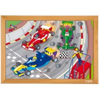 Power puzzel | Formule 1 races | Educo
