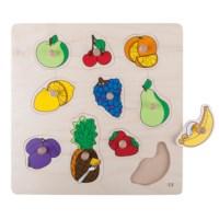 Inlegpuzzel   Fruit