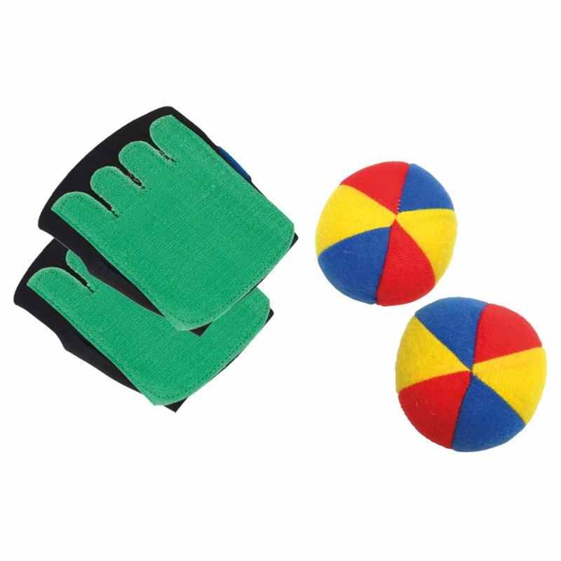 Scatch handschoenen | Set 2 stuks | Inclusief ballen