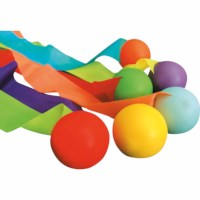 Staartballen | Set 6 stuks