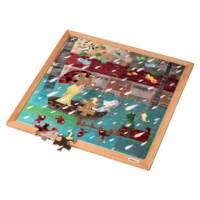 Extreen weer puzzel regen | Educo