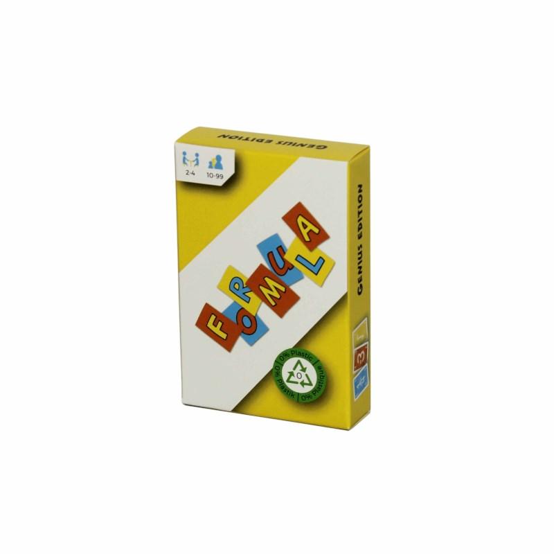 Formula | Rekenspel | Uitbreidingsset | Genius Edition