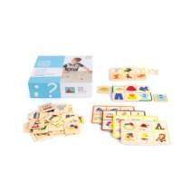 Toys for life | Woorden bingo