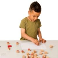 Toys for life   Stempel de letter