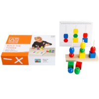 Toys for life | Bouw de toren