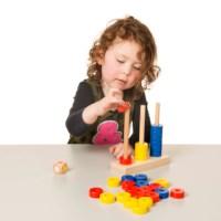 Toys for life | Ringen stapelen