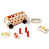 Toys for life | Rekenbus