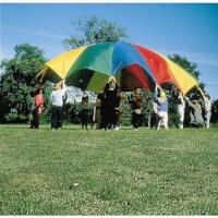 Spelparachute | XL | 7 m (ø)