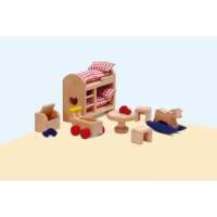 Poppenhuis meubilair | Kinderkamer | Educo