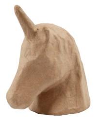 Eenhoorn | Papier-maché | 18,5 x 10 cm