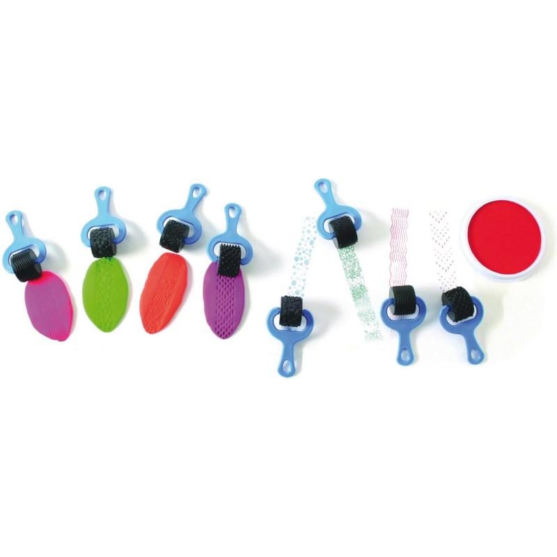 Verf-/klei rollers | Rol 3,8 cm