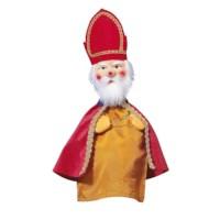 Poppenkastpop stof | Sinterklaas