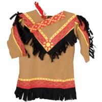 Verkleedkleding | Indiaan incl. hoofdtooi | Educo