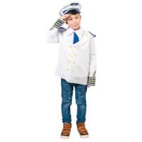 Verkleedkleding | Beroepen | Kapitein | Educo