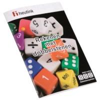 Rekenen met dobbelstenen | Handleiding met spelbeschrijvingen