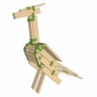Join Clips | Losse set verbindingselementen voor Kapla | Met educatieve opdrachtkaarten