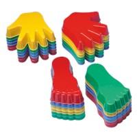 Zandvormen allerlei | Handen en voeten