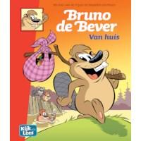 Bruno de Bever - Van huis! | Kijk en Lees | AVI-stripboek