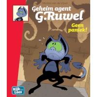 Geheim agent. G. Ruwel - Geen paniek! | Kijk en Lees | AVI-stripboek