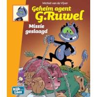 Geheim agent. G. Ruwel - Missie geslaagd | Kijk en Lees | AVI-stripboek
