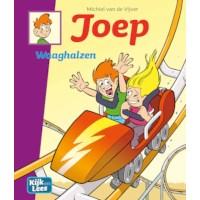 Joep. Waaghalzen | Kijk en Lees | AVI-stripboek