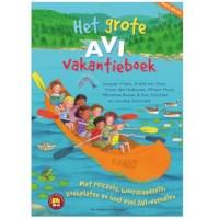 Het grote AVI vakantieboek | Deel 2 | AVI M4 - E4