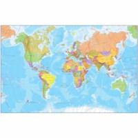 Wereld | Magnetische puzzel