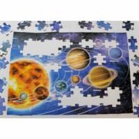 Zonnestelsel | Magnetische puzzel