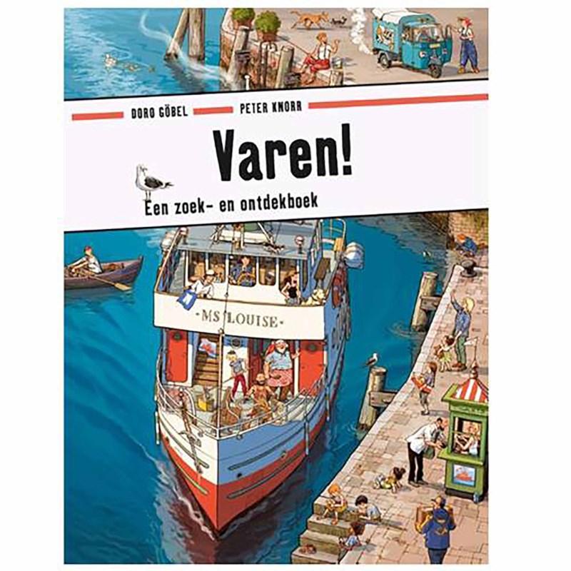 Varen! Een zoek- en ontdekboek   Doro Göbel
