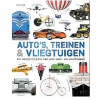 Auto's, treinen en vliegtuigen | Clive Gifford