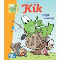 Kik loopt voorop | Kijk en Lees | AVI-stripboek