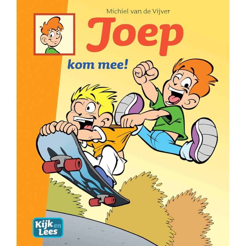Joep kom mee! | Kijk en Lees | AVI-stripboek