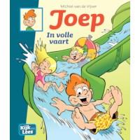 Joep - In volle vaart |  Kijk en Lees | AVI-stripboek