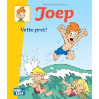 Joep - Vette pret |  Kijk en Lees | AVI-stripboek