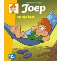 Joep - Op zijn best | Kijk en Lees | AVI-stripboek
