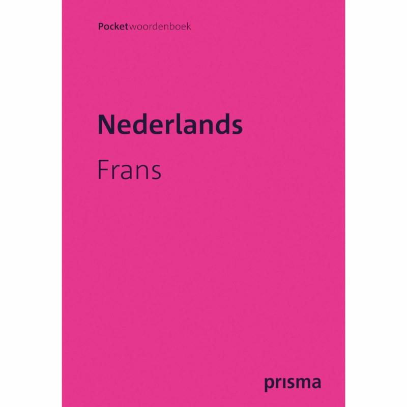 Pocketwoordenboek Prisma | Nederlands-Frans