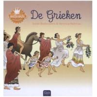 Leesboek De Grieken (Willewete) | Groep 3-4 | Kinderboekenweek 2020