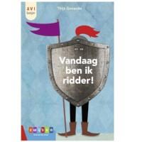 Leesboek Vandaag ben ik ridder! | Groep 3-4 | Kinderboekenweek 2020